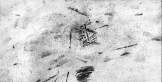 snatchki (dust), 2014, Mischtechnik/Papier