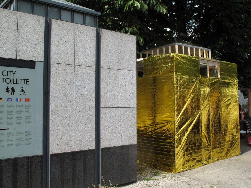 Silvia Lorenz Goldene Suite