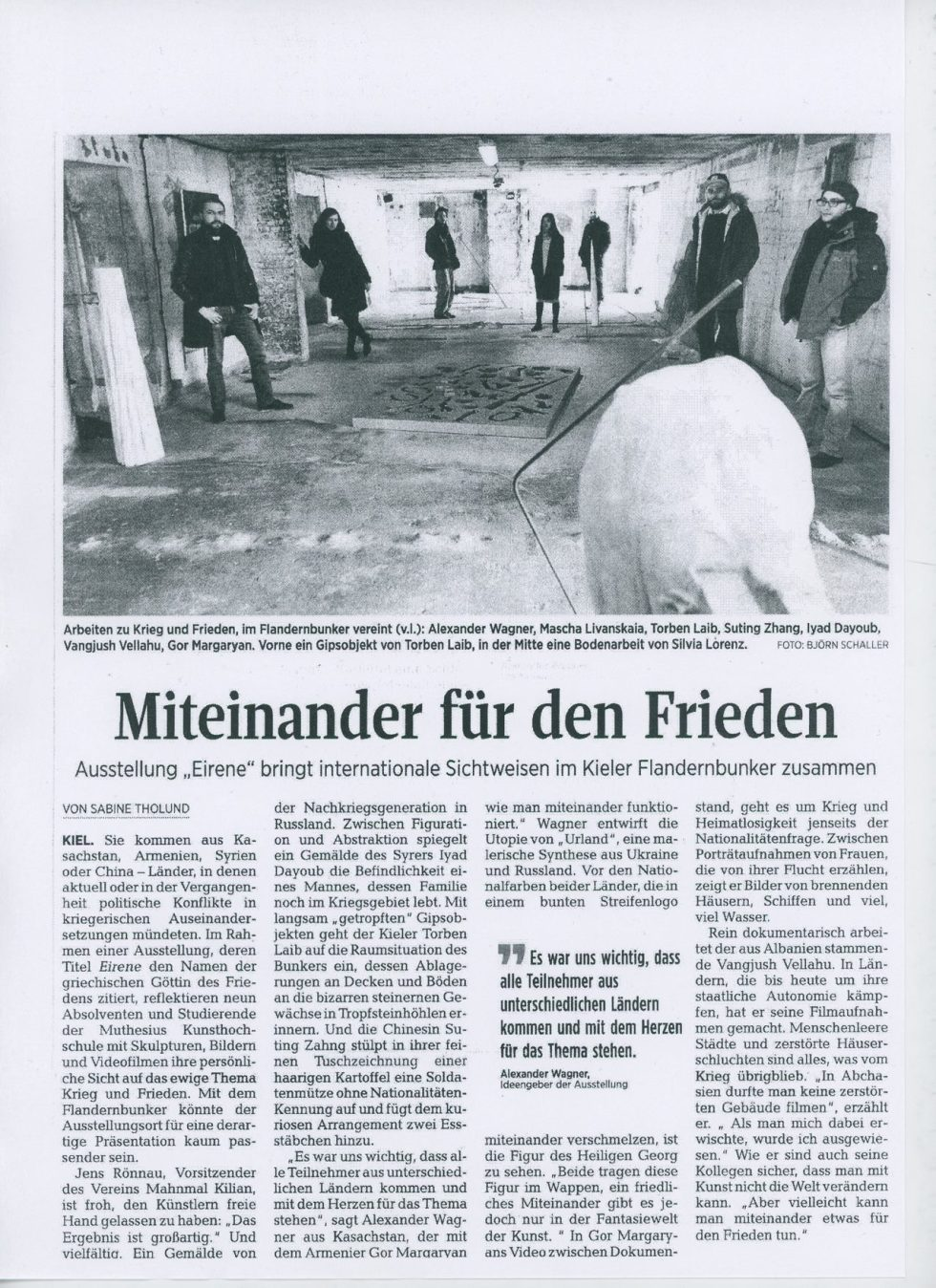 eirene_ Kieler nachrichten